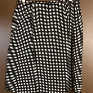 Anne Taylor silk skirt